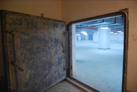 人防地下室图片